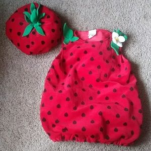 🍓 Berry Cute! Stawberry costume 🍓